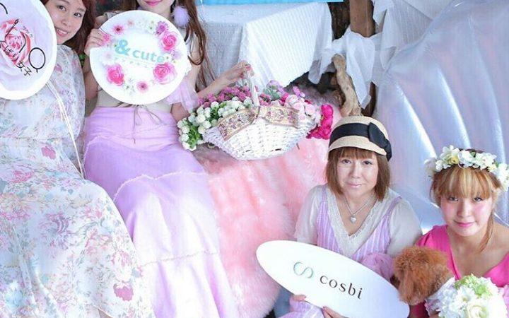 Cosbi×Cinq×&cute主催イベント【イベント貸出レンタル】